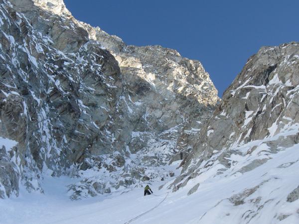 Monte Logan, arch Piolet d'Or