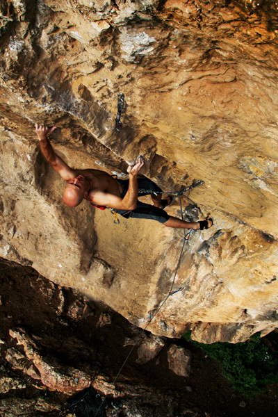 Christos Boukoros, All day long 7b+ Kofi, Magnesia, Greece, Christos Boukoros
