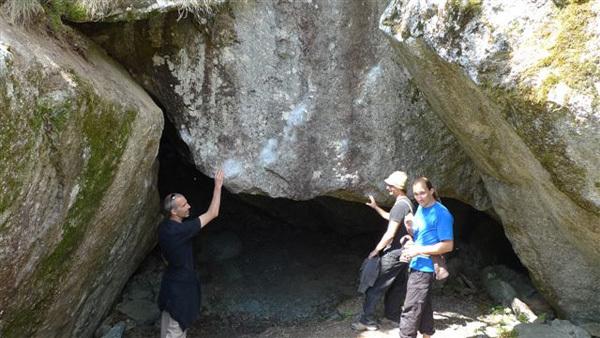 Neanderthal, arch Melloblocco