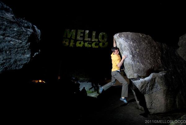 Melloblocco 2011, Klaus Dell'Orto