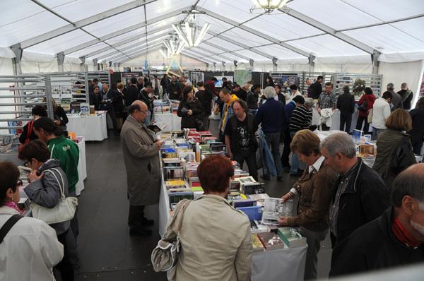MontagnaLibri - the book fair, Dino Panato / TrentoFilmfestival 2011