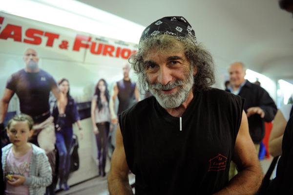 Mauro Corona, Dino Panato / TrentoFilmfestival 2011