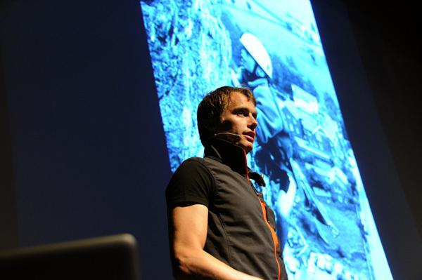 Leo Houlding, Dino Panato / TrentoFilmfestival 2011