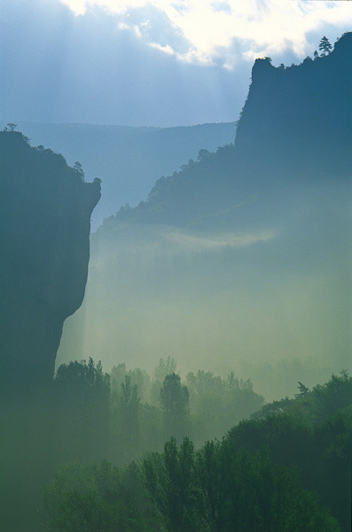 The Gorges du Tarn, France, Simon Carter