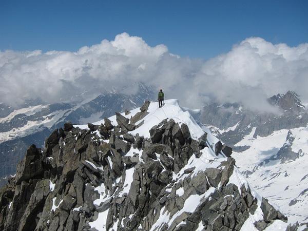 Goulotte del Pioda, Masino-Disgrazia mountain chain, archivio Mario Vannuccini