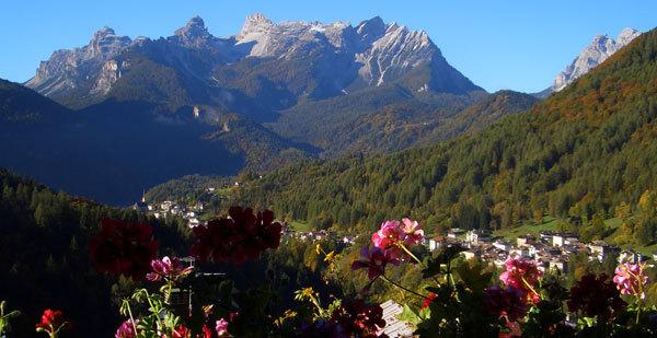 San Sebastiano and Tamer - Dolomites, DoloMie