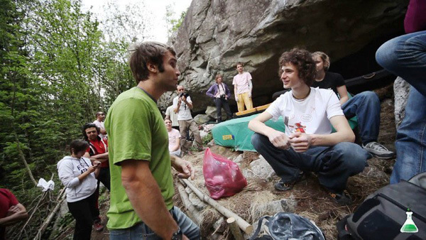 Melloblocco 2011 - Chris Sharma & Adam Ondra, arsenikofilm