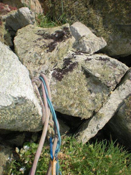 Googart. Sosta su pietre... appoggiate., Andrea Giorda