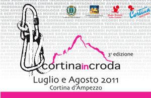 Dal 9 luglio al 9 settembre 2011, la terza edizione di Cortina inCroda., Planetmountain.com