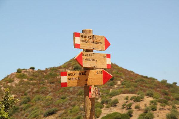 Il Sentiero dei 5 faraglioni, Manolo