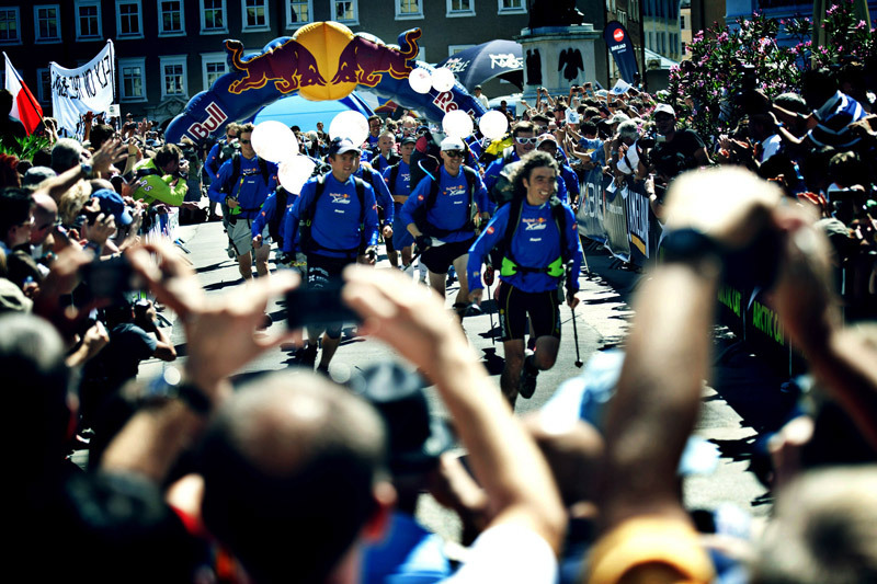 Red Bull X-Alps 2011, Red Bull X-Alps