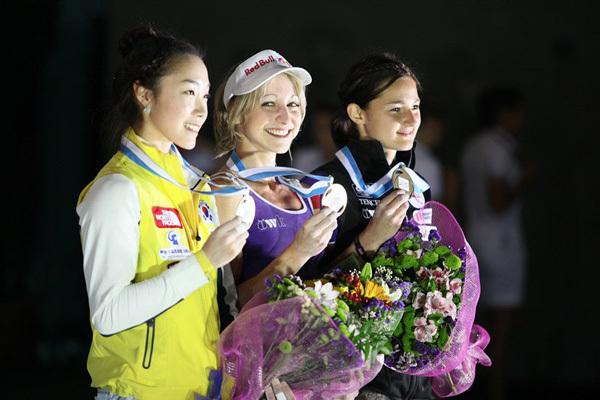 Jain Kim, Angela Eiter, Magdalena Röck, Anna Piunova