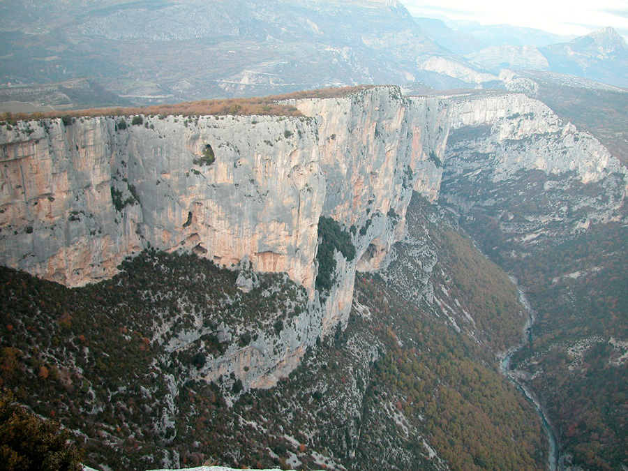 The Gorges du Verdon, Planetmountain.com