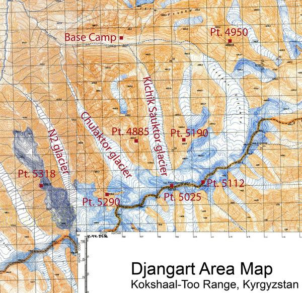 The Eastern Djangart Region, Kyrgyzstan, Kristoffer Szilas