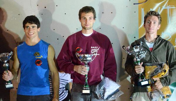 Coppa Italia Lead 2011: Padova, Lucio de Biase