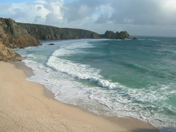 La meravigliosa costa della Cornovaglia, Inghilterra., Planetmountain.com