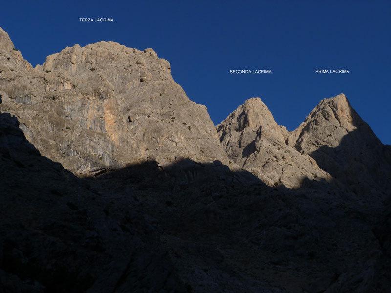 Tre Lacrime, Munzur Mountain - Anatolia Orientale, G. Rosada