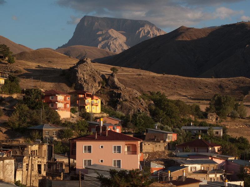 Ylan Dagi, Munzur Mountain - Anatolia Orientale, M. Sterni