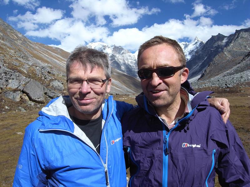 Mick Fowler e Dave Turnbull, Mick Fowler