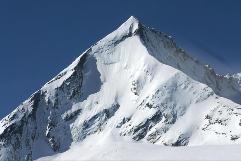 Sci ripido sul Mt Aspiring, Nuova Zelanda, Giulia Monego