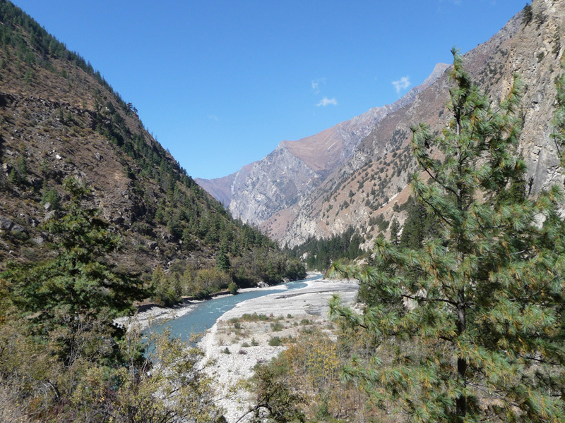Barbhung Valley, Nepal, Sergio Zigliotto