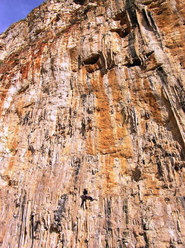 Climbing Bella-Susanna 7a at Never Sleeping Wall - San Vito Lo Capo, Sicily