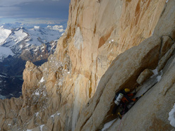 Dry tooling all'inizio di L19