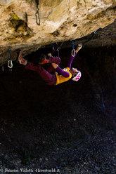 Grotta del Lupo, Stephanie Maureau, M10
