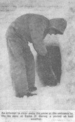Spedizione 1962 - Ingresso della cueva