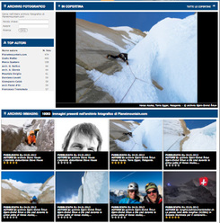 Planetmountain.com's new mountain photo gallery.