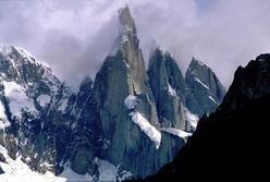 Il Cerro Torre, Patagonia