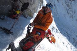 Simone Moro on Nanga Parbat
