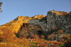 The crag Archidona, Spain