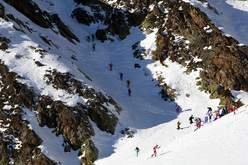 Ski mountaineering World Cup 2012: Burgada and Roux win in Andorra