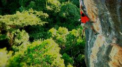 Pra Caramba: free soloing in Brasil
