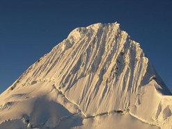 Alpamayo (5.947 metri), Cordillera Blanca, Ande peruviane
