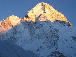 Il K2 dal versante nord