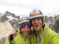 Gerhard Schaar and Ines Peschel