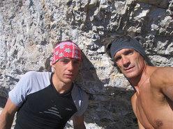 Omar Genuin e Manolo