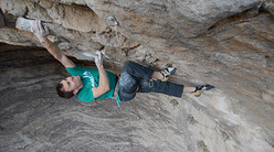 Jonathan Siegrist on his latest creation, Le Reve 9a/a+ at Arrow Canyon, USA