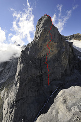 Out of space (8a+ A1, 600m) Chalchschijen