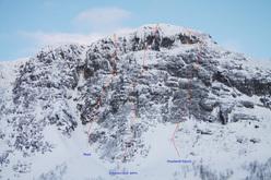 Vudyavr bastion: Vera, Visokosnyi den & Headwall attack