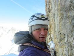 01/2012: Simon Gietl & Daniel Tavernin, ISO 2000, Tre Cime di Lavaredo, Dolomites