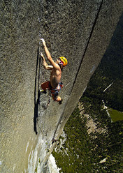 Alexander e Thomas Huber, The Nose 2:45:45, El Capitan, Yosemite
