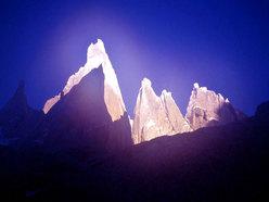 Alba sul Cerro Torre