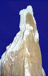 Cerro Torre, spigolo sud est