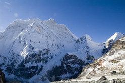 La cresta ovest dello Jannu (7710m) Nepal