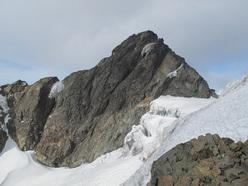 Ruwenzori: Alexandra Peak 5091m