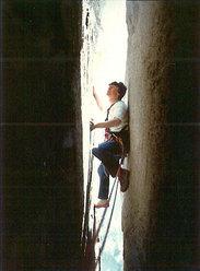 1982, Andrea Giorda in apertura sul Nautilus