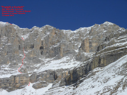 Fratelli e Cortelli, Brenta Dolomites, established by Silvestro and Tomas Franchini on 13/03/2012
